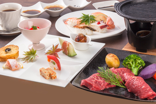 おすすめ料理 特別コース「こうのとり」イメージ