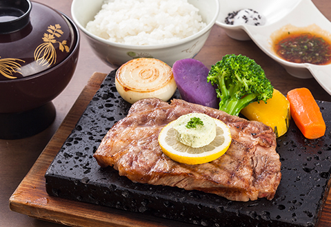 Japanese beef loin Photo
