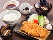 国産ポークロースカツ御膳(和風or味噌)