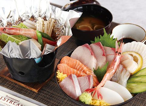 渡辺水産 魚と屋・魚料理ランチメニュー 数量限定 海鮮丼